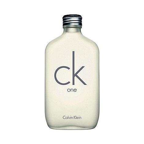Calvin Klein - +Ck One+ eau de toilette