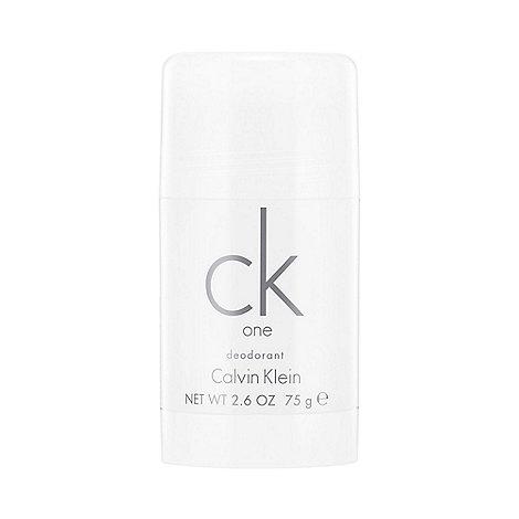 Calvin Klein - ckOne Deodorant 75g