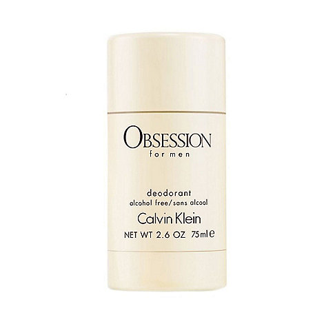 Calvin Klein - Obsession for Men Deodorant Stick 75g
