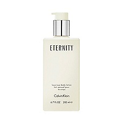 Calvin Klein - 'Eternity' body lotion