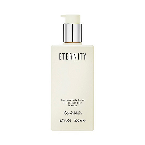 Calvin Klein - +Eternity+ body lotion