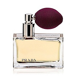 Prada - Amber Eau de Parfum Deluxe refillable spray 80ml