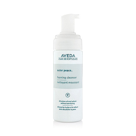 Aveda - +Outer Peace+ foaming cleanser 125ml