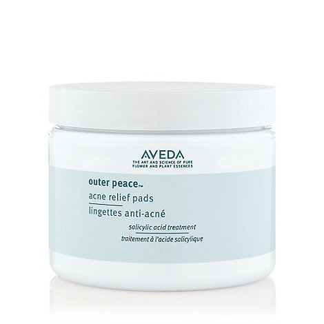 Aveda - +Outer Peace+ exfoliating pads