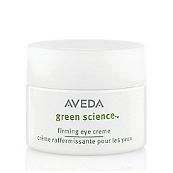 Aveda - 'Green Science' eye creme 15ml