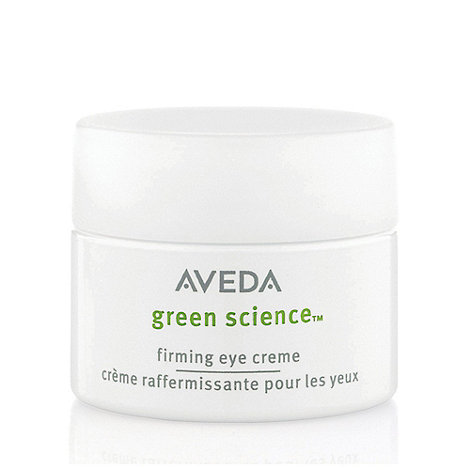 Aveda - +Green Science+ firming eye cream 15ml