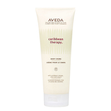 Aveda - +Caribbean Therapy+ body cream 200ml