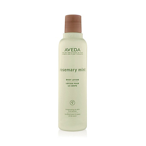 Aveda - 'Rosemary Mint' body lotion 200ml