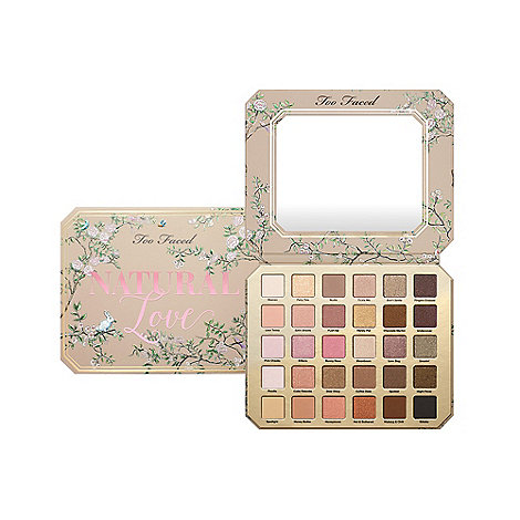 Too Faced - +Natural Love+ eye shadow palette 24g