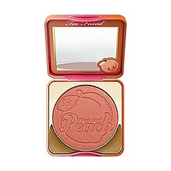 Too Faced - 'Papa Don't Peach' peach infused blush 9g
