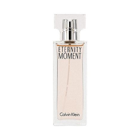 Calvin Klein - +Eternity Moment+ eau de parfum