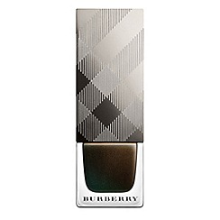Burberry - Nail Polish  - Metallic Khaki no.202