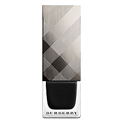 Burberry - Nail Polish  - Poppy Black no.299