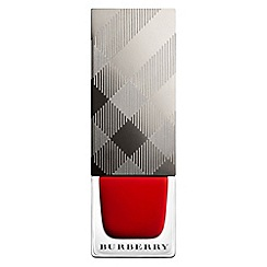 Burberry - Nail Polish  -  Poppy Red no.301