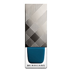 Burberry - Nail Polish - Teal Blue no.427