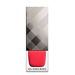 Burberry - Nail Polish iconic colour - Bright Coral Red no.414