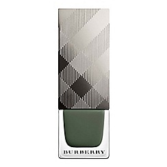 Burberry - Nail Polish - Cadet Green No. 206