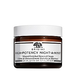 Origins - High Potency Night-A-Mins  Mineral-enriched renewal cream