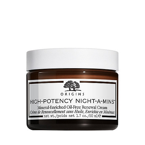 Origins - High Potency Night-A-Mins  Mineral-enriched oil free renewal cream