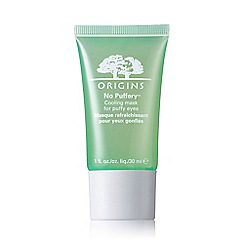 Origins - No puffery eye mask 30ml