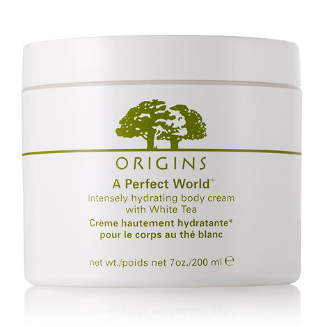 Origins - +A Perfect World+ intensely hydrating white tea body cream 200ml