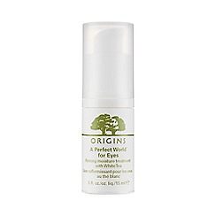 Origins - 'A Perfect World' firming moisture eye treatment 15ml