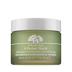 Origins - A Perfect World antioxidant moisturiser with white tea 50ml
