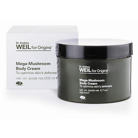 Origins - Dr Weil Mega-Mushroom Body Cream