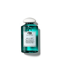 Origins - Well off eye make up remover 150ml