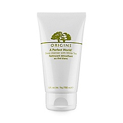 Origins - 'A Perfect World' deep cleanser 150ml