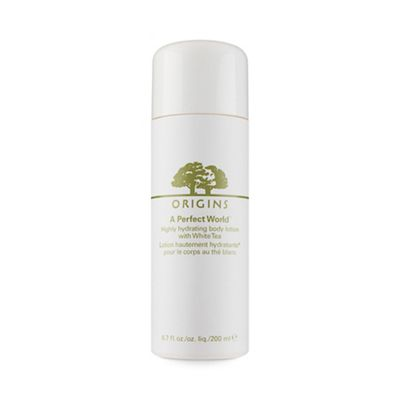 A Perfect World  White Tea Body Lotion