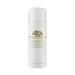 Origins - A Perfect World  white tea body lotion