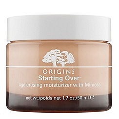 Origins - Starting over age erasing moisturiser 50ml