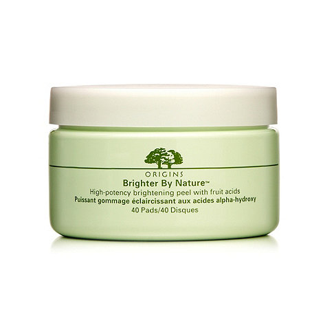 Origins - Brighter by nature peel pads x 40