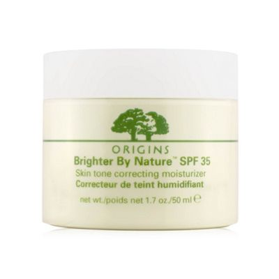 Brighter By Nature Spf 35 Moisturiser 50ml