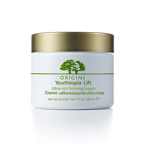 Origins - +Youthtopia Lift+ ultra rich firming face cream 50ml