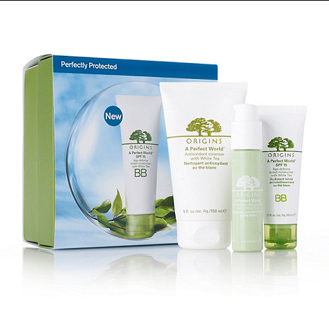 Origins - +A Perfect World+ protected gift set