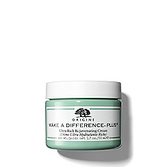 Origins - 'Make A Difference Plus+' ultra rich rejuvenating cream 50ml