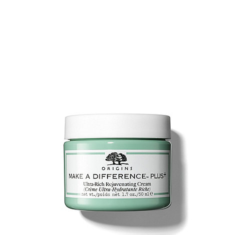 Origins - +Make A Difference Plus++ ultra rich rejuvenating cream 50ml