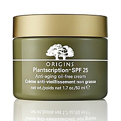 Origins - Plantscription&#8482 SPF 25 Anti-aging Oil Free Face Cream 50ml