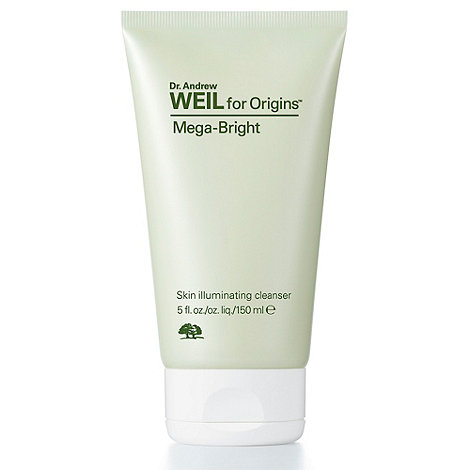 Origins - +Dr. Weil Mega-Bright+ skin illuminating cleanser 150ml