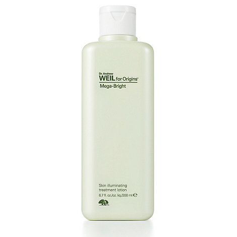 Origins - +Dr. Weil Mega-Bright+ skin illuminating treatment lotion 200ml