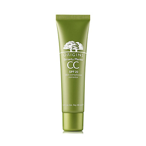 Origins - Smarty Plants: CC SPF20 - Skin complexion corrector 40ml
