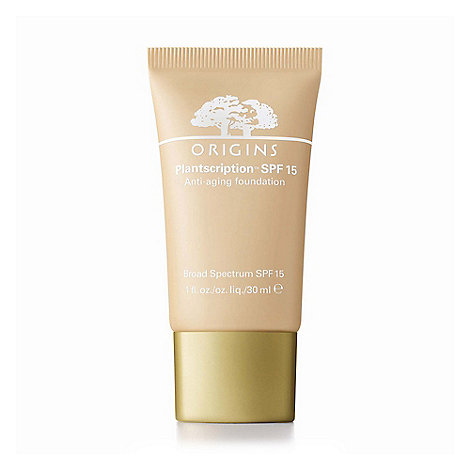 Origins - +Plantscription+ cream foundation 30ml