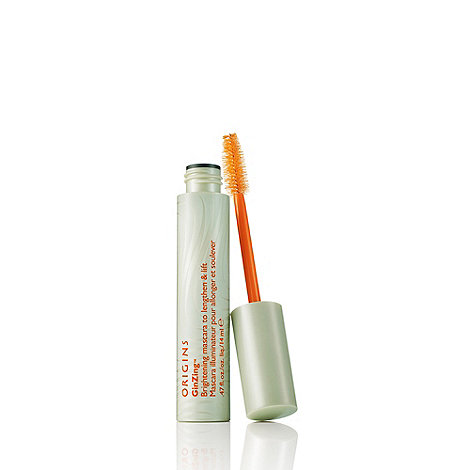 Origins - GinZing  Brightening Mascara to help lengthen and lift the appearance of lashes-Black