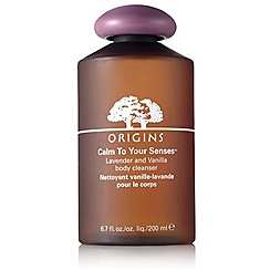 Origins - Calm to your senses body cleanser 200ml