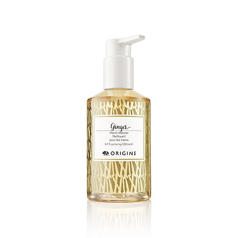 Origins - +Ginger+ hand cleanser 200ml
