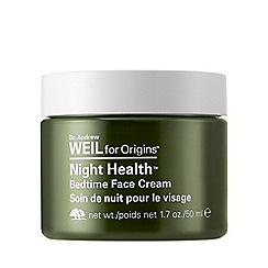 Origins - Night health Bedtime face cream 50ml