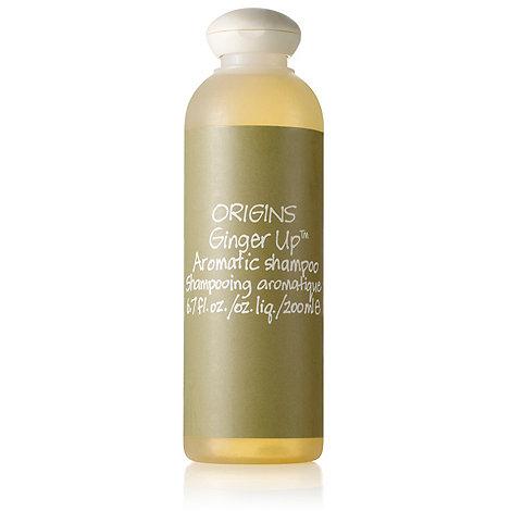 Origins - +Ginger Up+ aromatic shampoo 200ml