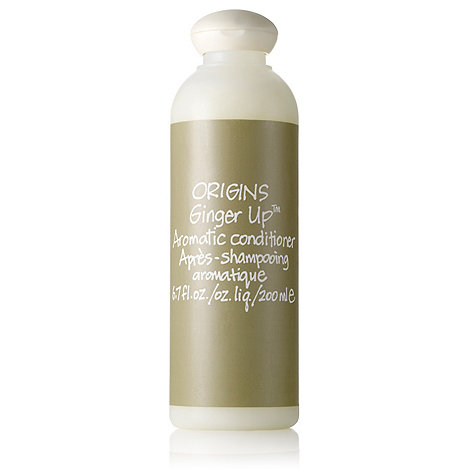 Origins - Ginger Up Aromatic Conditioner 200ml